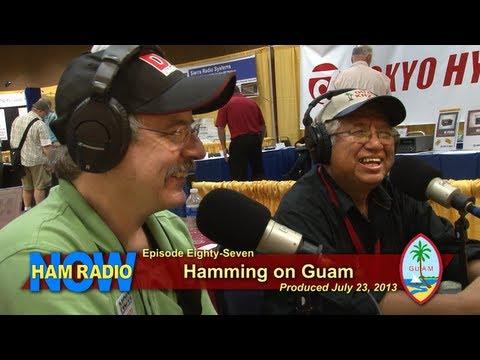 Episode 87: Hamming on Guam