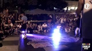 World Power Moves Series Venezuela / Final Boby vs Kid One