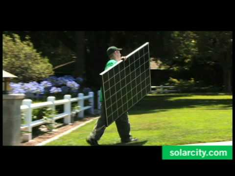 What Is Solar Power by SolarCity