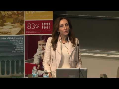 Video 5- LINC Conference Tues May 24 Maysa Jalbout Al Ghurair Foundation
