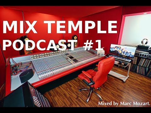 Mix Temple Podcast #1 | Mixing Analogue, Digital Scrapyard, Stem Mastering