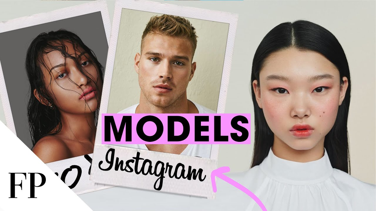 How These MODELS Were Discovered on INSTAGRAM