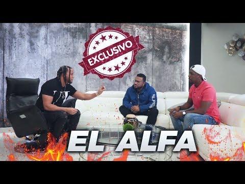 """EL ALFA MUESTRA SU LUJOSO PENTHOUSE DE $ US 1.4 MM  [ENTREVISTA EXCLUSIVA] A EL ALFA """"EL JEFE"""""""
