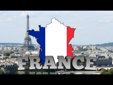Flag Map Speed Art: Mainland France (Forgot Corsica)
