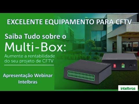 Download Multi-box da Intelbras - Automação residencial e diversas aplicações