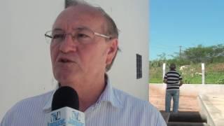 João Dilmar fala sobre calçamento Estrada das Flores e Estação de Tratamento de Água da Chapada do Apodi
