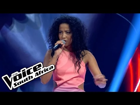 """Chanel Davids sings """"Moments Away"""" 