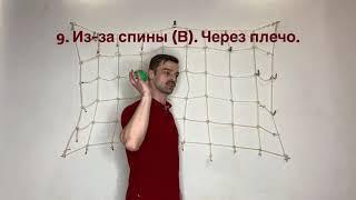 Урок 7. Простые броски. Один мяч- две руки. Павел Горский. Жонглирование.