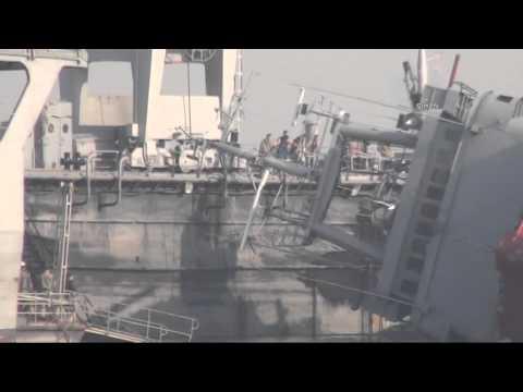 Zehn Tote bei Kentern von Marine-Schlepper in Werft