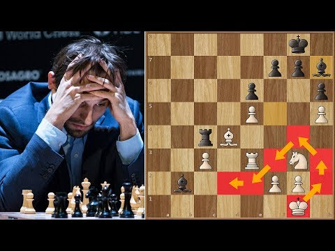 The Russian Brawl | Grischuk vs Kramnik | Candidates Tournament 2018.