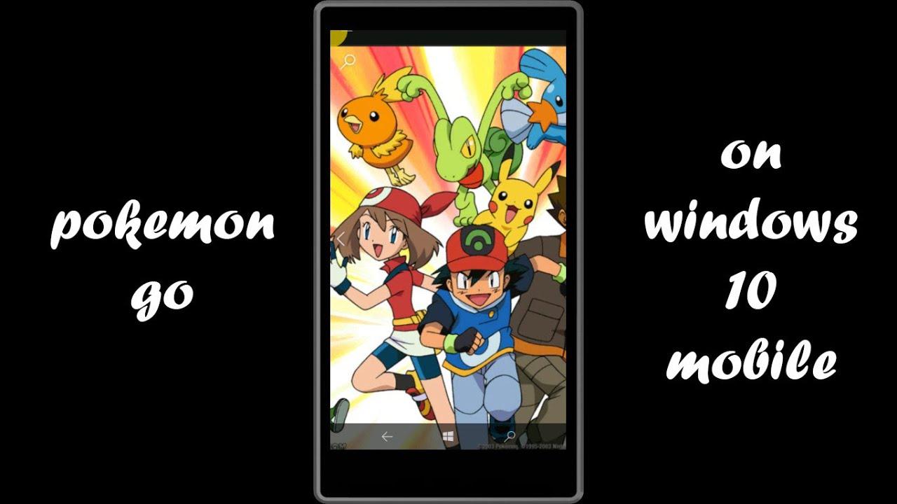 Pokemon Go Beta App