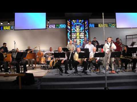Jazz Unlimited Big Band - Spring Concert 2016 - El Paso, Texas