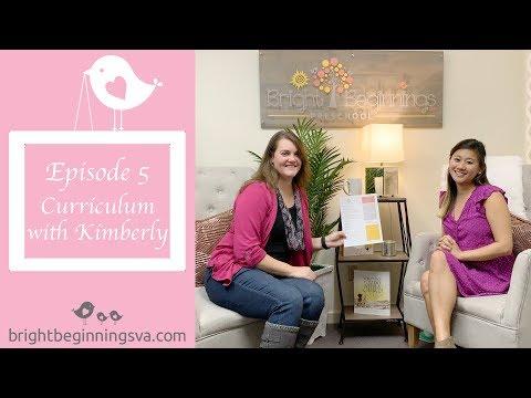 Bright Beginnings Preschool Series (Curriculum with Kimberly   Episode.5)