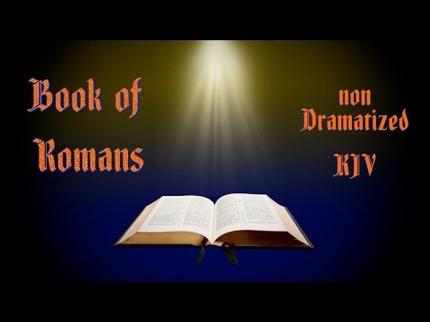 Romans KJV Audio Bible with Text