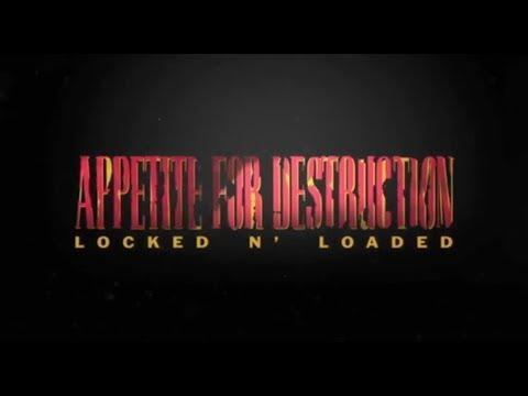 Guns N Roses Reissue Of Appetite For Destruction 2018