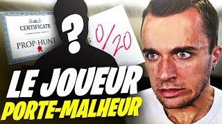 LE JOUEUR PORTE-MALHEUR ! (ft. Squeezie, Gotaga, Micka, Doigby, Maxenss)