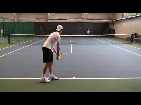Julien Bélair Tennis College - 2
