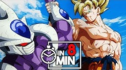 DRAGON BALL Z 'COOLER' SAGA IN 8 MINUTEN