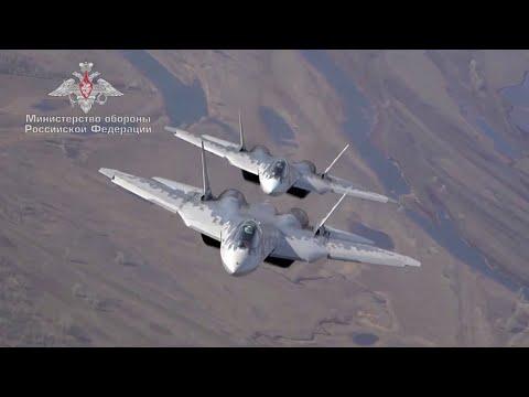 Российские военные пилоты