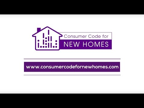 Consumer Code for New Homes - Introduction for Consumers