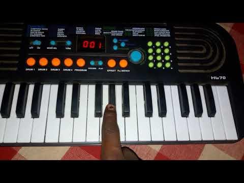 ye samdhin tor zeri light cg piano