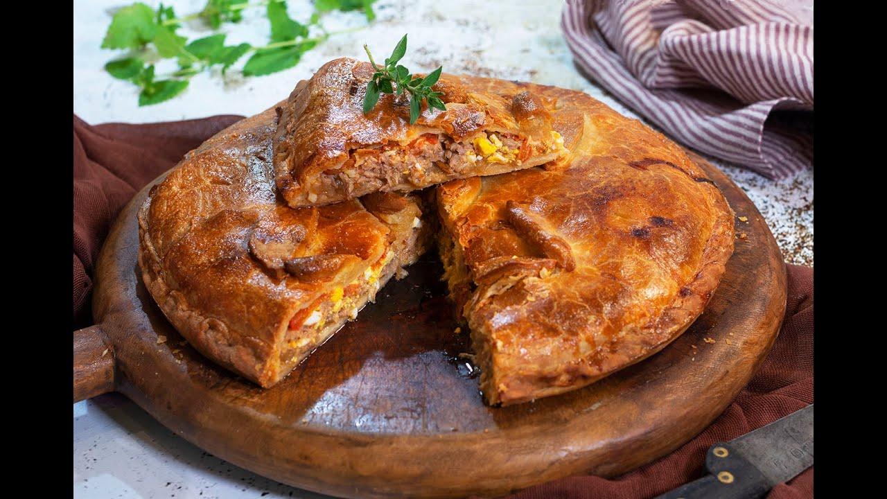 Empanada Gallega De Atún Huevo Y Tomate La Cocina De Frabisa La Cocina De Frabisa