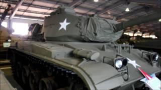 видео Танки и бронетехника Центрального музея Вооруженных сил. Фото.