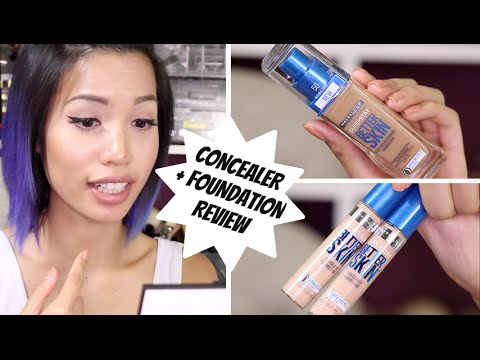 maybelline superstay better skin foundation golden