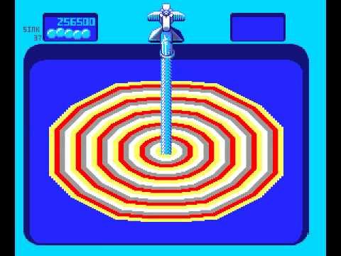 Arcade Game: Bubbles (1982 Williams)