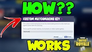 "*NEW* How Matchmaking Works In Fortnite Battle Royale! (""SOLVED"" MUST WATCH)"
