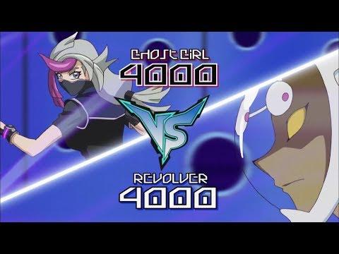 Speed Duel ! Ghost Girl VS Revolver !