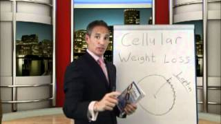 The Cellular Healing Diet Weight Loss System by Dr. Dan Pompa