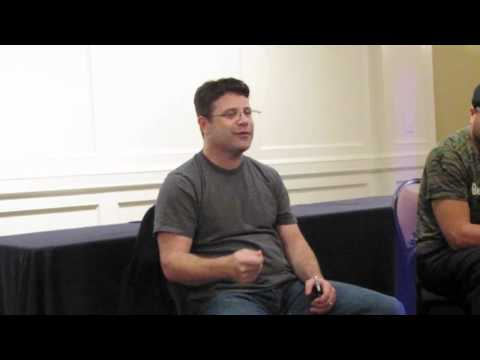 Sean Astin and Sala Baker Q&A Part 3