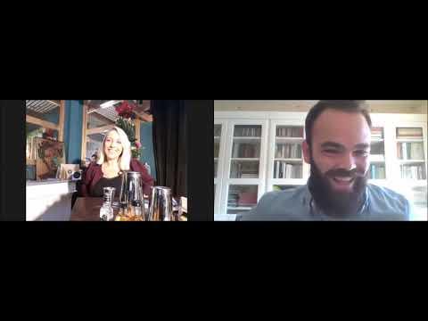 Interview sur les box cocktails et cours en ligne.