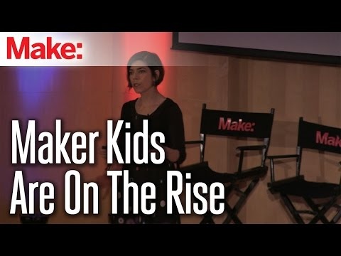 Why Education Needs the Maker Movement - Betty Ray