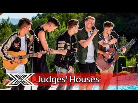 Will Yes Lad get a Yes from Louis? | Judges' Houses | The X Factor 2016