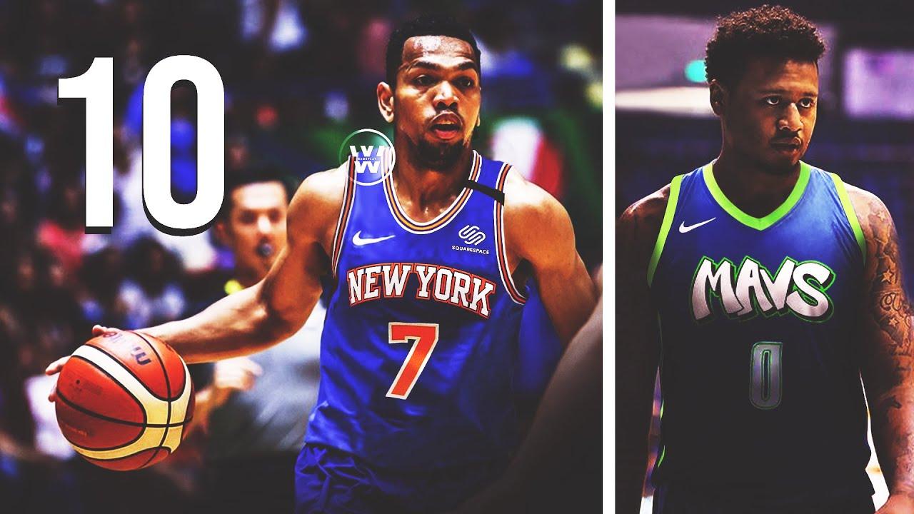 10 PBA Players na Kayang Makasabay sa NBA