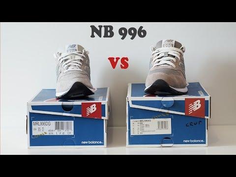 АнтиФейк #02 /NB 996: оригинал vs подделка