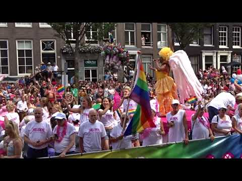 Amsterdam Canal Parade 2018 - Group 3