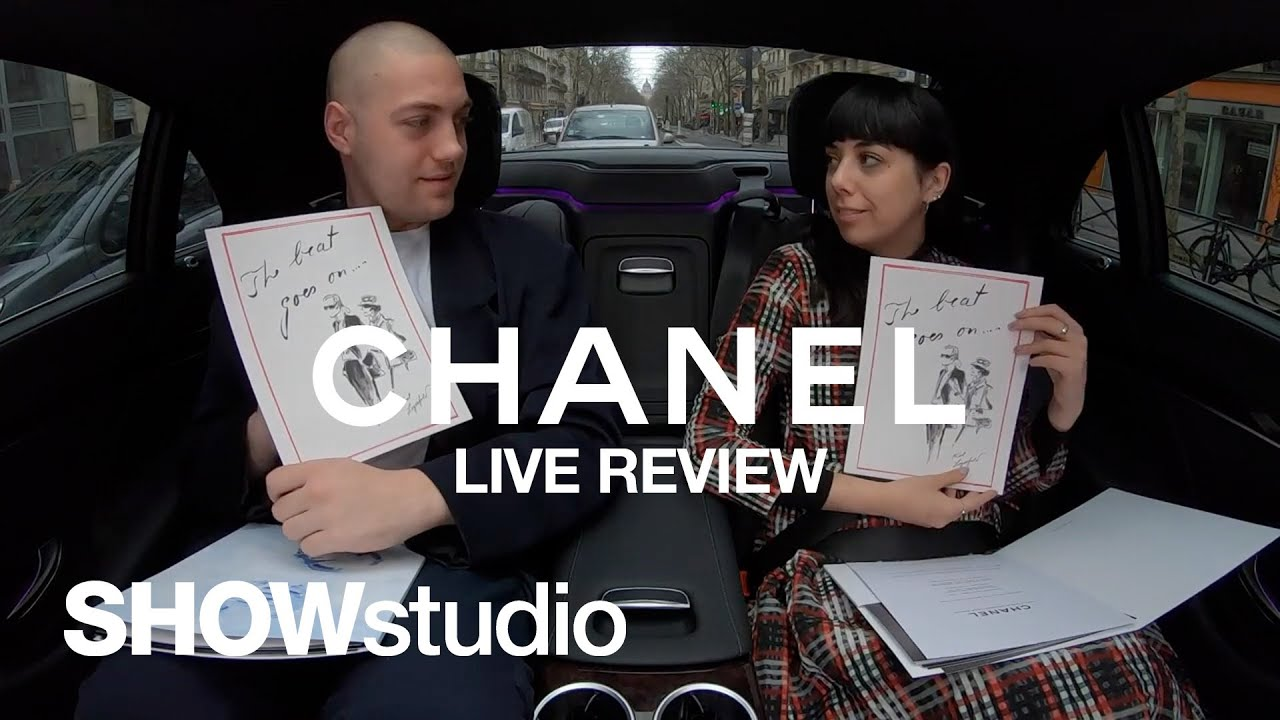 Chanel - Autumn / Winter 2019 Womenswear Live Review 7
