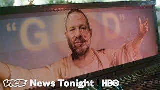 Sabo Is The Right-Wing Street Artist Trying To Troll Hollywood (HBO)