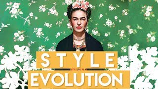 The Evolution of Frida Kahlo's Style | mitú