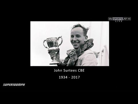 JOHN SURTEES 1934-2017 Sky Sports F1 Tribute