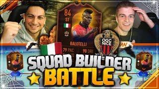 FIFA 19 SCREAM BALOTELLI Squad Builder Battle vs Lionz!