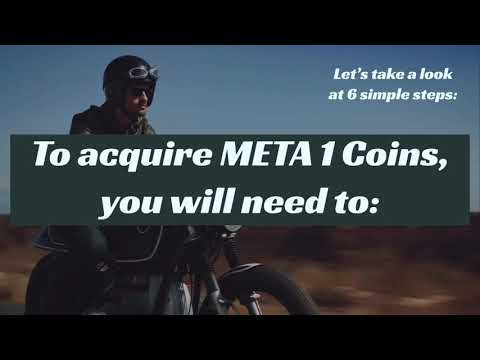 How to Invest META 1 Coin #crypto #blockchain #invest #coin #price