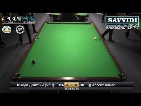 Savvidi 2019 - Шкода Дмитрий (мл) - Абсеит Алмас
