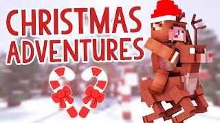 Christmas Mini Adventure Maps!