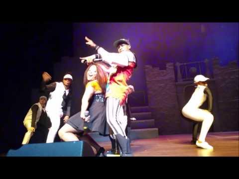 Todrick Hall Straight Outta Oz: Finale