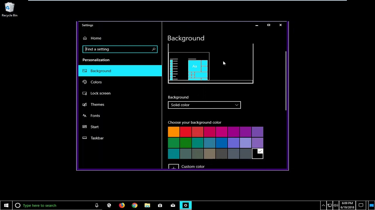 How To Change Or Turn Off High Contrast Settings In Windows 10