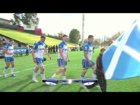 {HIGHLIGHTS} Scotland 18-27 Samoa at JWC 2014